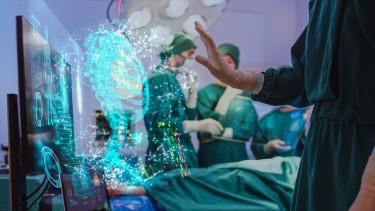 mesterséges intelligencia egészségügy orvos