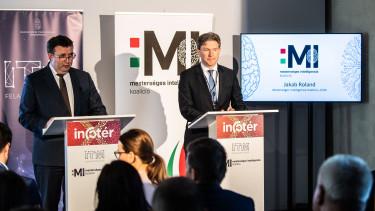 mesterséges intelligencia infotér konferencia palkovics lászló jakab roland