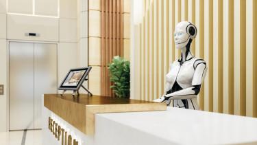 mesterséges intelligencia iroda robot
