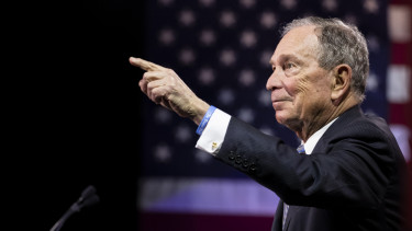 michael bloomberg_getty_editorial