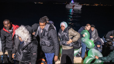 migrációmenekültektörökország