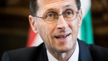 Mihaly Varga, Hungary's economy minister