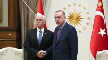 mike pence erdogan_getty
