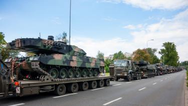 Mindenki német fegyvert akar venni: történelmi csúcson a fegyverexport