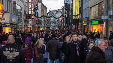Mindenki Németországba tart, de ez sem elég az EU leghatalmasabb gazdaságának