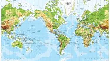 Mindent átrajzol a klímaváltozás - Nem győzik frissíteni a világ térképeit