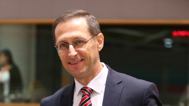 Minister of Finance of Hungary, Mihaly Varga