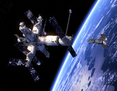 mir űrállomás