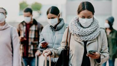 mobil alkalmazás okostelefon koronavírus járvány