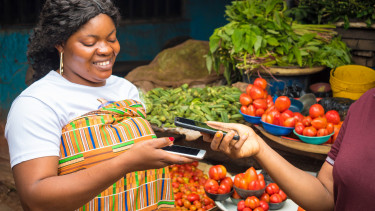 mobilfizetés afrikában shutter