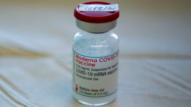moderna vakcina