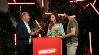 Moldován András és Bergovecz László Brain Bar