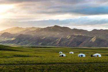mongólia getty stock