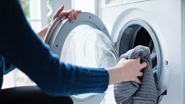 mosógép mosás ruha getty stock