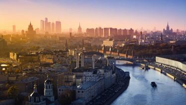 Moszkva panoráma