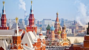 moszkva vörös tér oroszország kreml