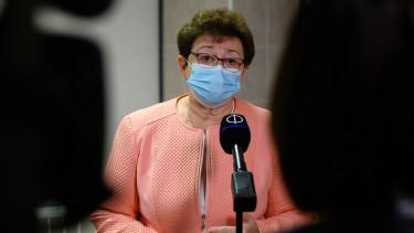 müller cecília járvány koronavírus tájékoztató