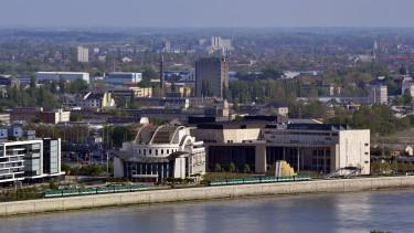 müpa duna budapesti városkép ix. kerület