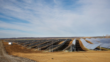 MVM builds largest solar plant in Hungary near Paks nuclear power plant