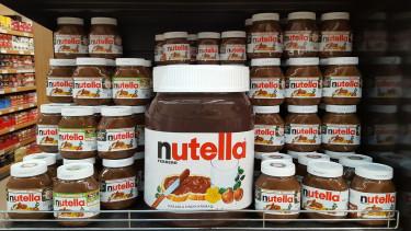 Nagy bevásárlásra készül a Nutella gyártója