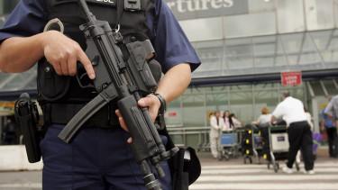 nagy britannia rendőrség terrorizmus