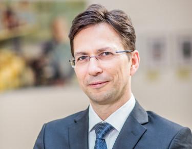 Nagy Miklós, a Béres Gyógyszergyár gazdasági igazgatója