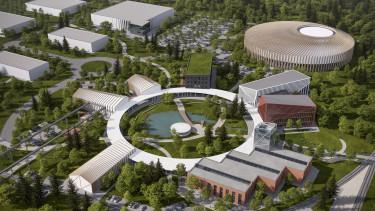 nagykanizsa tudományos és innovációs park látványterve