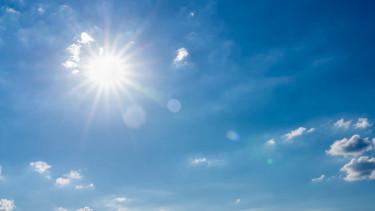 nap hőség riasztás meleg kánikula