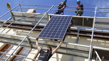 napelem napenergia telepítés