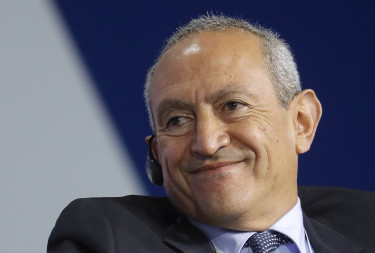 Nassef Sawiris getty editorial
