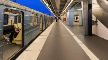 Nem jár az M3-as metró