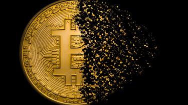 Nemcsak a tőzsdék, a kriptodevizák is csúnyán beszakadtak