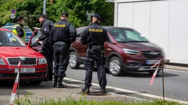 német cseh határellenőrzés koronavírus járvány