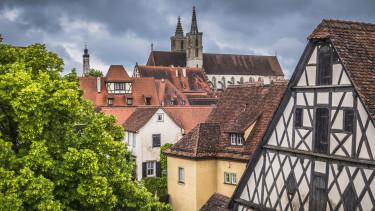 német falu