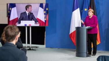 nemet francia javaslat helyreallitasi alap angela merkel emmanuel macron 200519