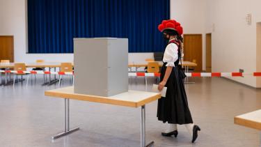 német választás 2021 szavazás voksolás