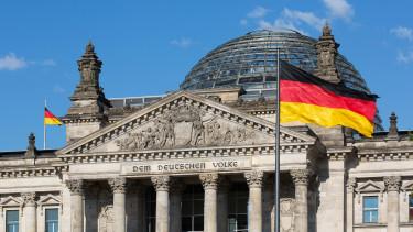 német választás