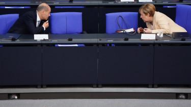 német választások cdu csu angela merkel olaf scholz