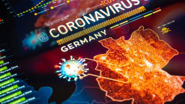 németország koronavírus járvány