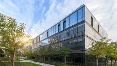 Nemzetgazdaságilag kiemelt fontosságú lett az OTP új székháza