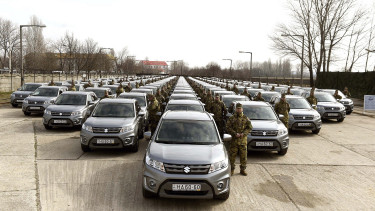 New passenger car registrations up 24% yr/yr in Hungary