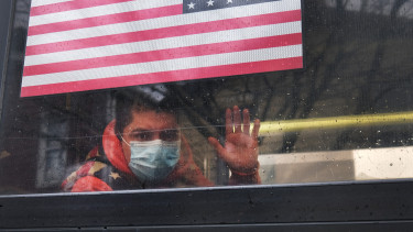 new york amerika usa koronavírus járvány