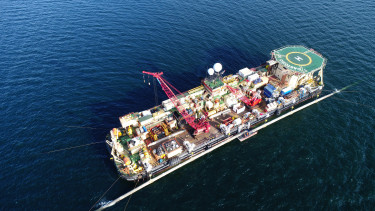 Nord Stream 2 - Pipe Laying
