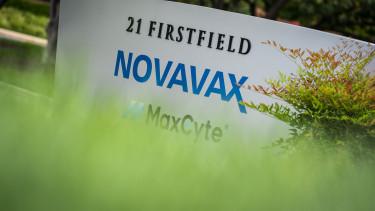 novavax koronavírus vakcina védőoltás