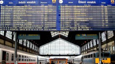 nyugati, pályaudvar, utastájékoztató, vasút, vonat