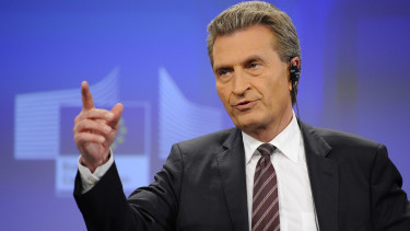 Oettinger reveals why EU funding for Hungary is lowered so much
