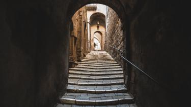 olasz lepcső olaszország