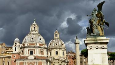 olasz szobor