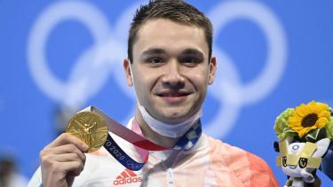olimpiai arany milák kristóf érem