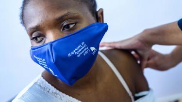 oltás vakcina afrika góc koronavírus járvány